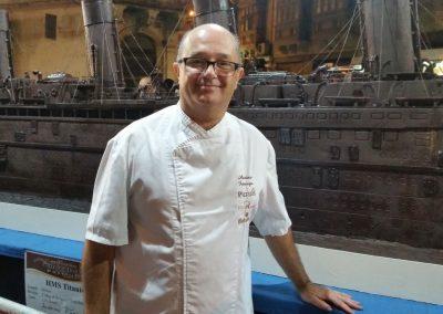 hamrun-chocolate-festival chef Andrew Farrugia