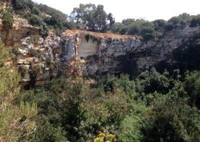 il-maqluba doline