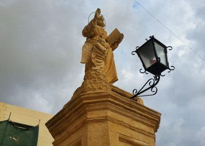 statue-of-san-mattew-in-qrendi