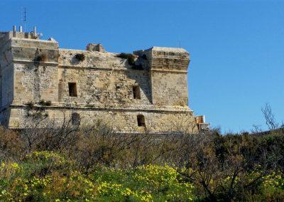 saint lucian fort marsaxlokk