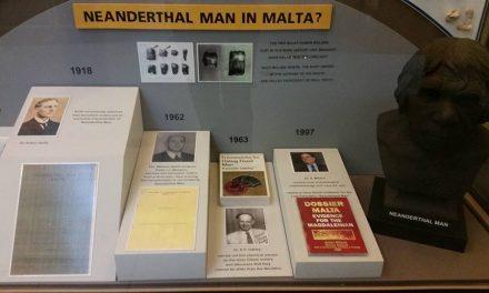 Ghar Dalam, Neanderthal Man in Malta?