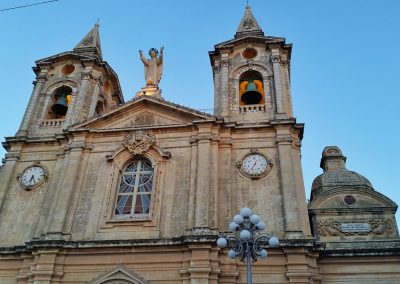 Saint Catherine Church Zurrieq