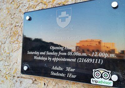 Xarolla Windmill opening times