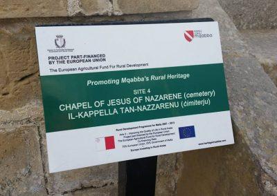 chapel-of Jesus of nazaret