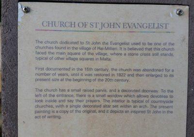 st john evangelist-mqabba