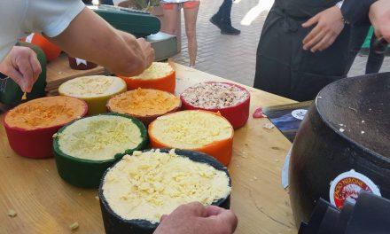 Delightful Cheese Festival in Ghaxaq