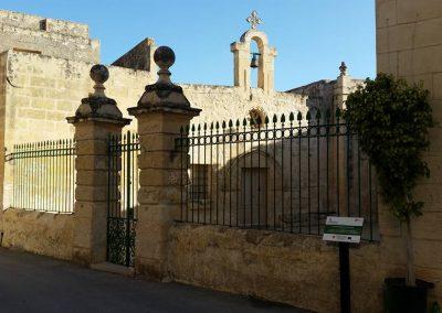 mqabba-old-chapel of saint basil and Michael