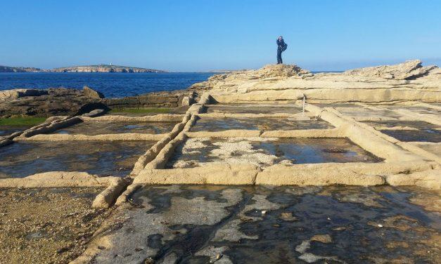 St Paul's Bay, a walk along the History