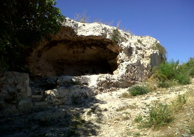 xemxija burial cave