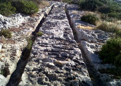 xemxija cart ruts end2
