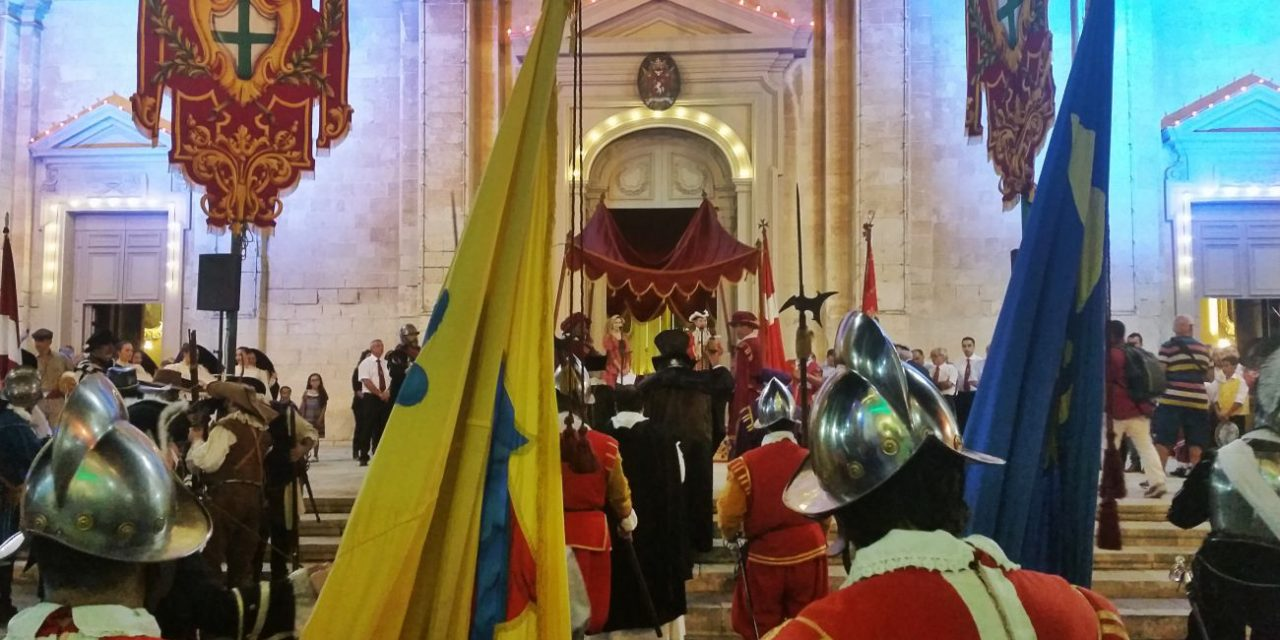 The historical origins of Zejtun in a gastronomic event