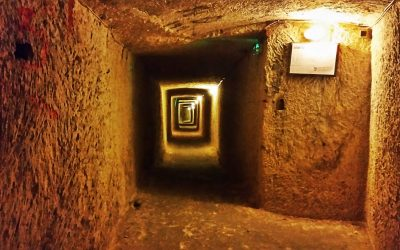 Experience Mellieha World War II Shelters