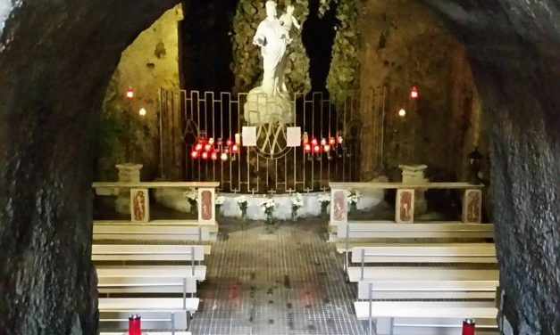 Discover the Underground Crypt in Mellieha