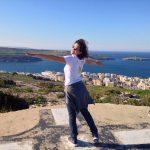 Wardija Battery Walk…Welcome Spring