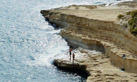 Explore the Delimara Peninsula and The White Cliffs