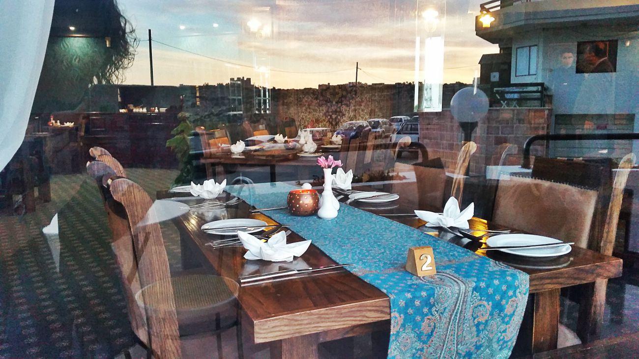 Enjoy The Persian Cuisine At Shafa Restaurant Xemxija