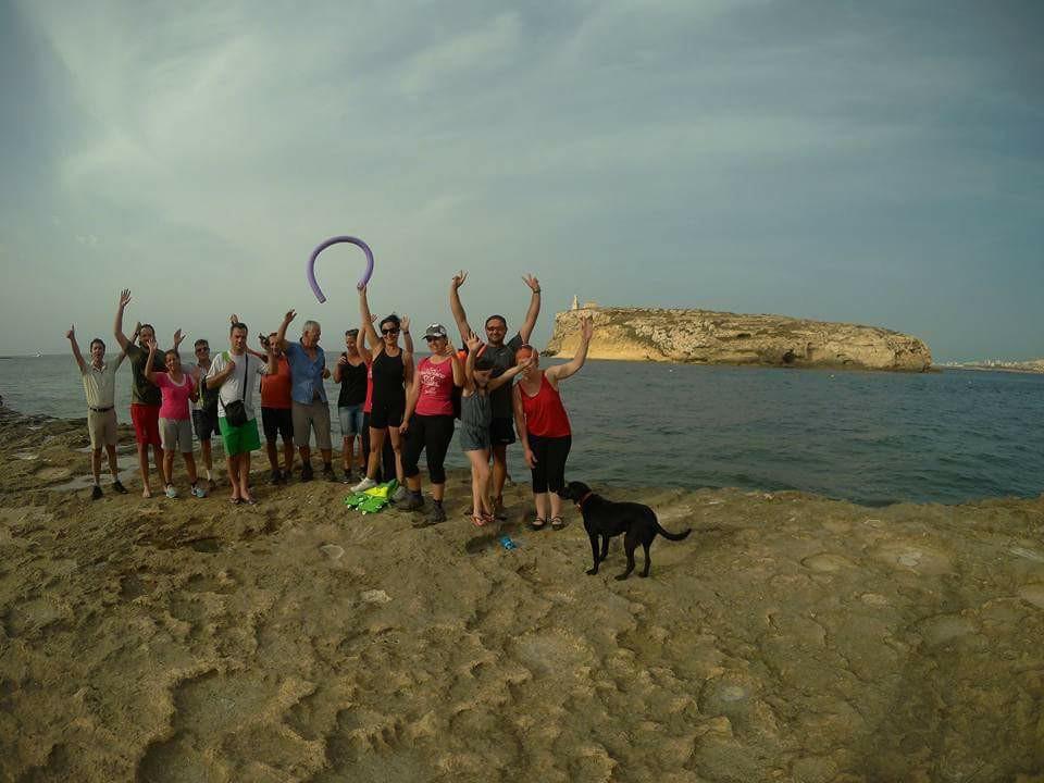 St Paul's Island Snorkeling