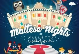 maltese nights at valletta waterfront