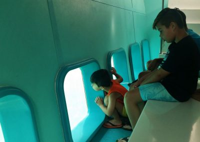 sea adventure excursion for all the family