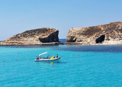 sea adventure comino blue lagoon