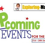 UPCOMINGS EVENTS FOR THIS WEEKEND IN MALTA, 21-24TH SEPTEMBER