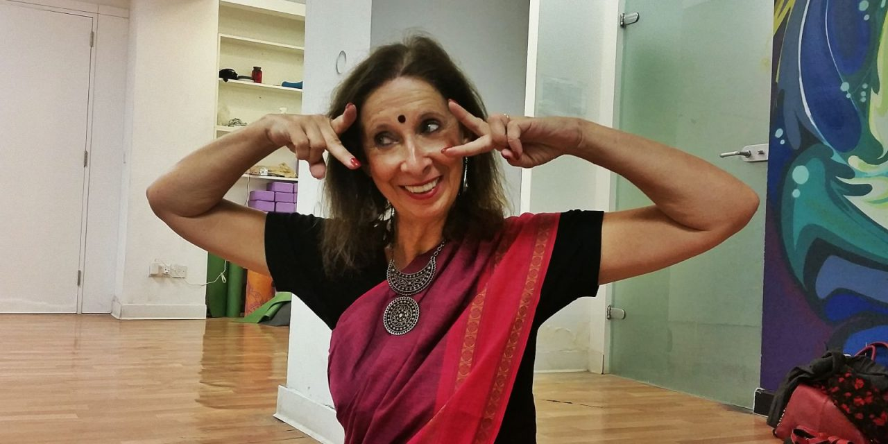 Learn and Enjoy Indian Dance with Madhavi
