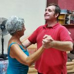 Can a boxer become a tanguero? Tango in Malta, anything can happen