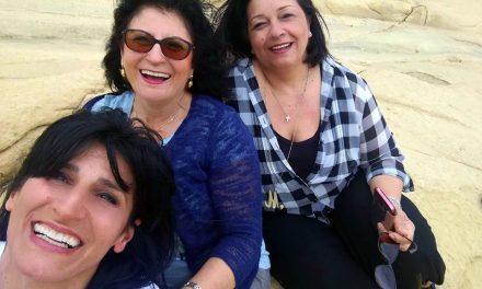 Three Italian Ladies and Three Days in Malta