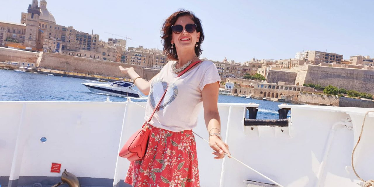 Valletta Harbour Cruise and The Malta Experience with Flora